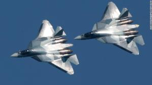 Russia sends its most advanced fighter jets to Syria