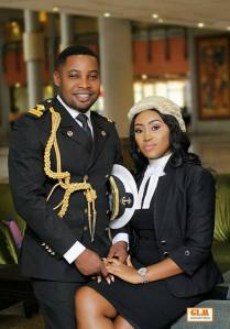 , Lovely Pre-Wedding Photos Of A Naval Officer & His Lawyer Wife (Photos), Effiezy - Top Nigerian News & Entertainment Website