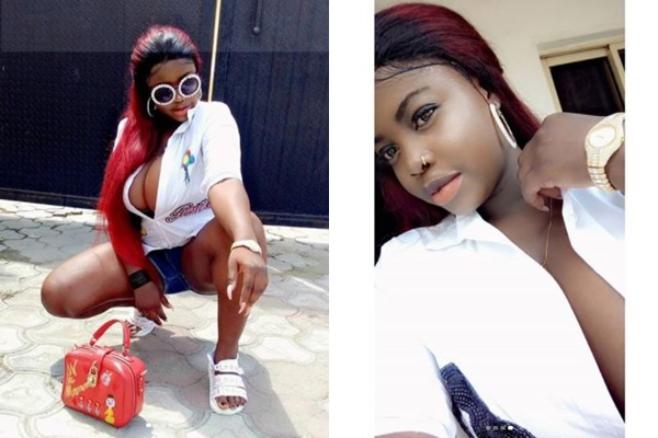 """It's been God all the way"" – Nigerian Pornstar Says (Photos)"