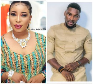 """#BBnaija: """"Tobi's parents made me what i am today"""" – Lizzy Anjorin reveal details about Tobi's family"""