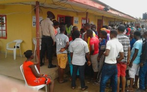 """My Stressful PVC Registration Experience In Lagos, INEC Not Ready"" – Lady Narrates Her Ordeal"