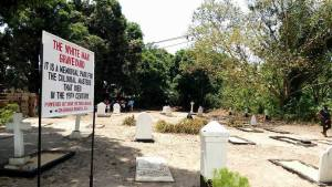 Check Out The White Man Graveyard In Bayelsa (Photos)