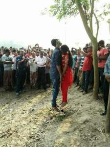 Couple Commits Suicide By Hanging Themselves (Disturbing Photos)