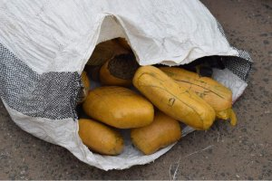 LOL: Nigerians react as Police Asks Nigerians To Come And Claim Their Missing Bags of Weed (Photos)