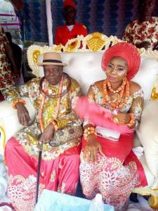 Wedding Of James Ibori's Elder Brother To A Younger Bride In Delta (Photos)