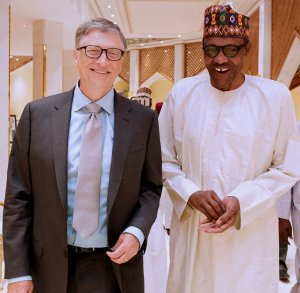 , See what Bill Gates Tweeted after his visit to Nigeria (Photo), Effiezy - Top Nigerian News & Entertainment Website