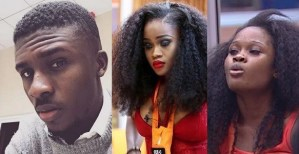 #BBnaija: Cee-c cannot go 10 minutes without talking about Tobi – Lolu reveals