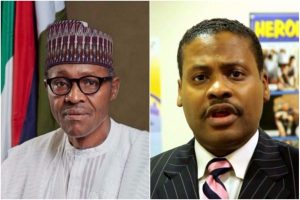 Don't vote Buhari out, Martin Luther King's Jrn family charges Nigerians