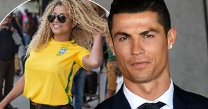 Miss Bum Bum Winner 'To Sue' Cristiano Ronaldo Over 'offensive Messages'