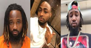Davido Welcomes Rapper, Sauce Kid Back From Prison (Photos & Video)