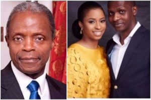 , VP, Yemi Osinbajo Set To Hold Private Wedding Event For His Daughter, Damilola (See Details), Effiezy - Top Nigerian News & Entertainment Website