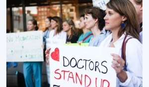 Canadian Doctors Protest Salary Increase, Say They Are Being Paid Too Much