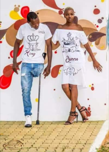 BEAUTIFUL: Check Out This Lovely Pre-Wedding Photos Of Two Amputees (Photos)