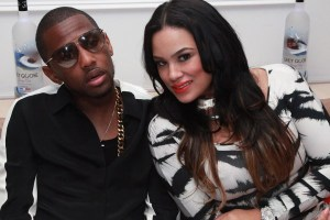 Rapper Fabolous arrested for assaulting his girlfriend