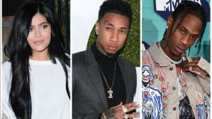 """""""Tyga Is Her Father"""": Kylie Jenner's Fans Say Her Baby Looks Like Tyga"""
