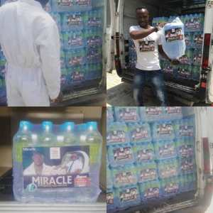 , #BBNaija: Fans Campaign For Miracle With Bottled Water (Photos), Effiezy - Top Nigerian News & Entertainment Website
