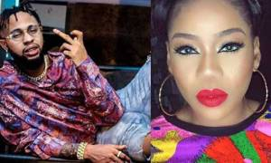 """My Son Is The Only Reason I'm Still Talking To You"" – Toyin Lawani's Baby Daddy Slams Her"