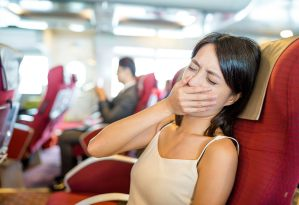 Helpful hacks to avoid getting sick when you travel