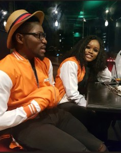 #BBNaija: Tobi And Cee-C Finally Reconcile, Hang Out Together (Photos)