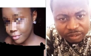 Nigerian Man Exposes The Face Of A Lady Who Sent Him Nude Pictures