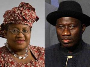 Goodluck Jonathan paid N17billion to National Assembly members before 2015 budget was passed – Okonjo Iweala