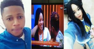"#Bbnaija: ""Leave My Life Alone"" – Angry Nina Blasts Nigerians Over Collins Break-up (Video)"