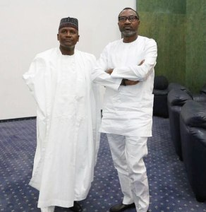 See how Billionaire, Femi Otedola celebrated Aliko Dangote on his birthday