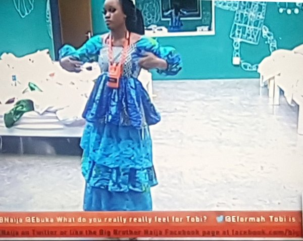 , #BBNaija: Cee-c talks about tearing the cloth Payporte gave to her, Effiezy - Top Nigerian News & Entertainment Website