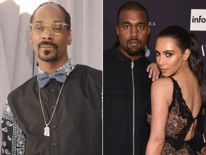 Snoop Dogg blasts Kim Kardashain over Kanye West's Trump support; compares her to Beyonce