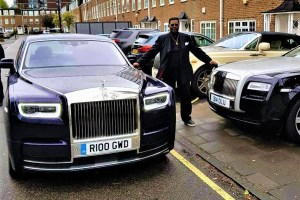 Too Much Money: See The Nigerian Man That Owns 10 Rolls-Royce Cars (PHOTOS)