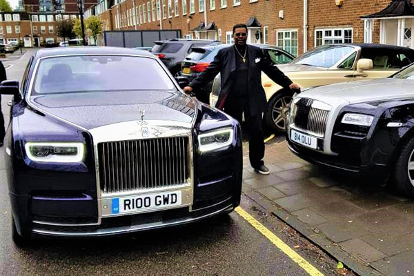 , Too Much Money: See The Nigerian Man That Owns 10 Rolls-Royce Cars (PHOTOS), Effiezy - Top Nigerian News & Entertainment Website