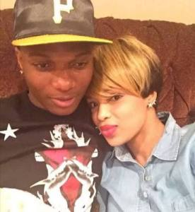 Wizkid's 2nd Babymama Complains About Him Not Paying Attention To His Son (Photos)
