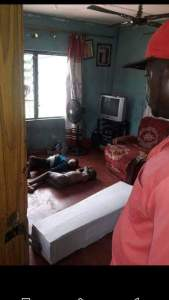 SAD!! Twins Found Dead In A Fridge In Nnewi, Anambra (Graphic Photos)