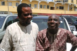 SMOOTH CRIMINALS!! Suspects Smile After Being Arrested For N7m Fraud (Photo)