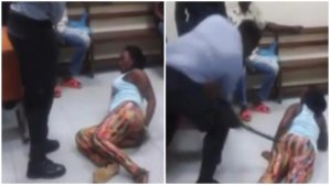 Pastor Gives Lady 48 Strokes Of Cane, For Her To Get A Husband In Enugu