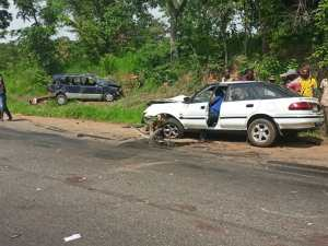 16 people survive ghastly motor accident in Benue [PHOTOS]
