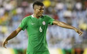 2018 World Cup: Stephen Eze reacts after being dropped from Super Eagles' squad