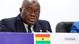 Ghana's total debt hits $145 billion
