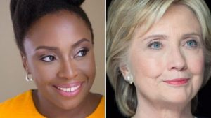 Hilary Clinton has changed her 'Bio' after Chimamanda Adichie's advice (See Photo)