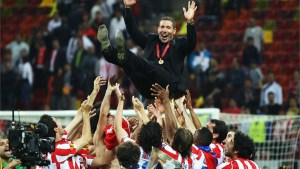 Atletico Madrid to arrive Nigeria today ahead of friendly with Super Eagles