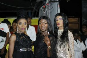 Amazing Photos From The Biggest Gay, Lesbian & Cross Dressers Party Held In Accra, Ghana (Photos)