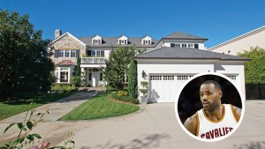 Lebron James to pimp his already incredible $23million Brentwood mansion