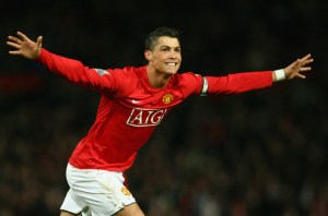Ronaldo voted as Manchester United best-ever Premier League player