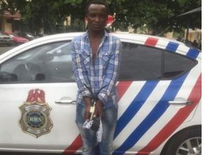 'I have stolen over 1,200 mobile phones in Lagos' – Traffic thief confesses