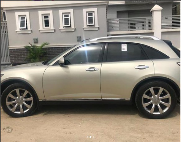 , Check Out 8 Nigerian Celebrities Who Bought Cars In 2018 (Photos), Effiezy - Top Nigerian News & Entertainment Website
