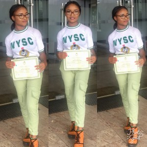 PHOTOS: Check Out This Nigerian teenager who graduated from University at 17; lists her achievement after graduation