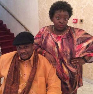 Tunde and Wunmi Obe are celebrating their 30 years of friendship and 20th wedding anniversary today