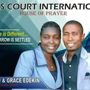 """""""I Beat My Wife Everyday, Yet We Are The Best Couple On Earth"""" – Nigerian Pastor (Photos)"""