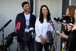 New Zealand Prime MInister, Jacinda Ardern Gives Birth To Baby Girl (Photos)