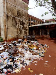 Check out the horrible state of Boys Hostel in UNN (Photos)